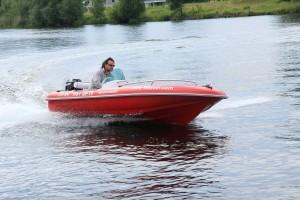 Motorboot scheinfrei klein