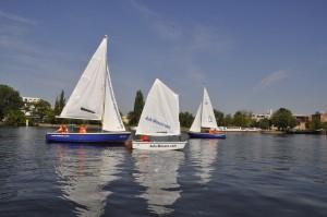 Segeln in Potsdam